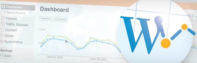 دانلود افزونه Google Analytics برای وردپرس